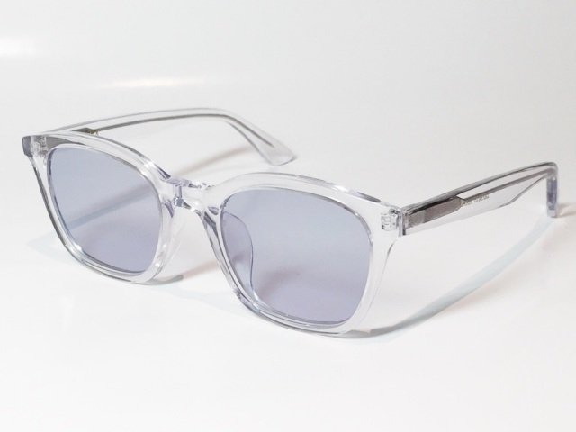 A.D.S.R.(エーディーエスアール) ZAPPA  05 ( Clear / Light Blue Lens )