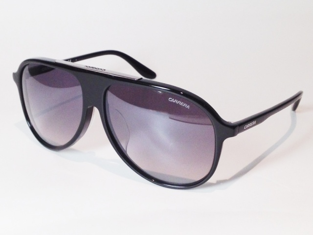 CARRERA(カレラ) CARRERA 6015/F/S 807IC ( Shiny Black / Grey Shaded )