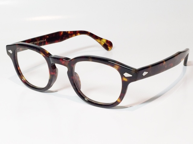 MOSCOT(モスコット) LEMTOSH  size:44 (TORTOISE/CLEAR)