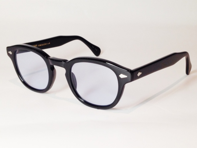 MOSCOT(モスコット) LEMTOSH - Reminence CUSTOM  size:46 (BLACK/BLUE)
