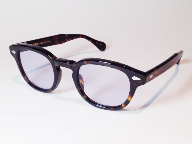 MOSCOT(モスコット) LEMTOSH - Reminence CUSTOM  size:46 ( TORTOISE / PURPLE )