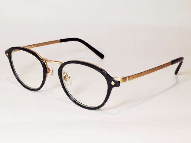 VIKTOR&ROLF(ヴィクター&ロルフ) 70-0123 col.03 ( BLACK / CLEAR )